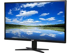 """Acer G7 Series G277HL bid Black 27"""" IPS 4ms (GTG) Black Widescreen LED/LCD Monit"""