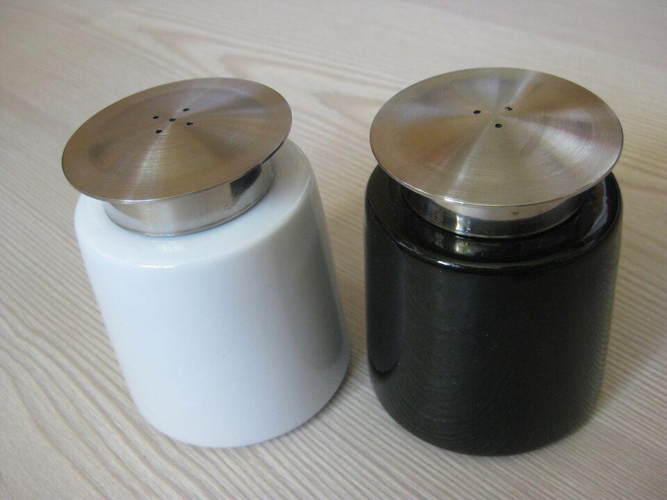 Efterstræbte Porcelæn, Menu salt og peber, Menu – dba.dk – Køb og Salg af Nyt AV-46