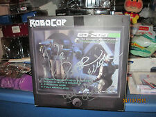 ROBOCOP ED-209 NECA SIGNED AUTOGRAPHED PETER WELLER PSA/DNA AUTHENTICATED