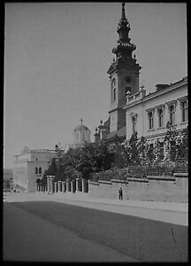 Glass Magic Lantern Slide YUGOSLAVIAN LOCATION NO7 C1930 PHOTO CITY CHURCH - <span itemprop=availableAtOrFrom>Cornwall, United Kingdom</span> - Returns accepted Most purchases from business sellers are protected by the Consumer Contract Regulations 2013 which give you the right to cancel the purchase within 14 days after the day - Cornwall, United Kingdom