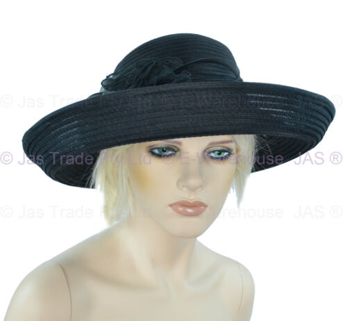 Melbourne Cup Spring Race Carnival Derby Day Evening Wedding Church Event Hat