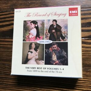 The-Record-of-Singing-1899-1952-The-Very-Best-of-Vols-1-4-10-CD-Box-Set