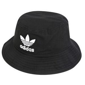 c2eff642980 Image is loading Adidas-Originals-Adicolor-Bucket-Hat-BK7345-Headwear-Cap