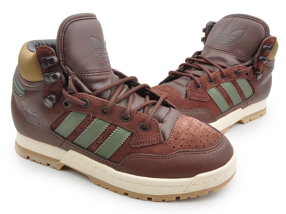 Adidas Centennial Mid arê Nouveau Original Marron High gr:43 1/3 Original Nouveau m22314 Retro gsg9- 8ed240