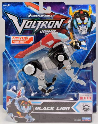 VOLTRON Legendary Defender BLACK LION Basic Figure Playmates