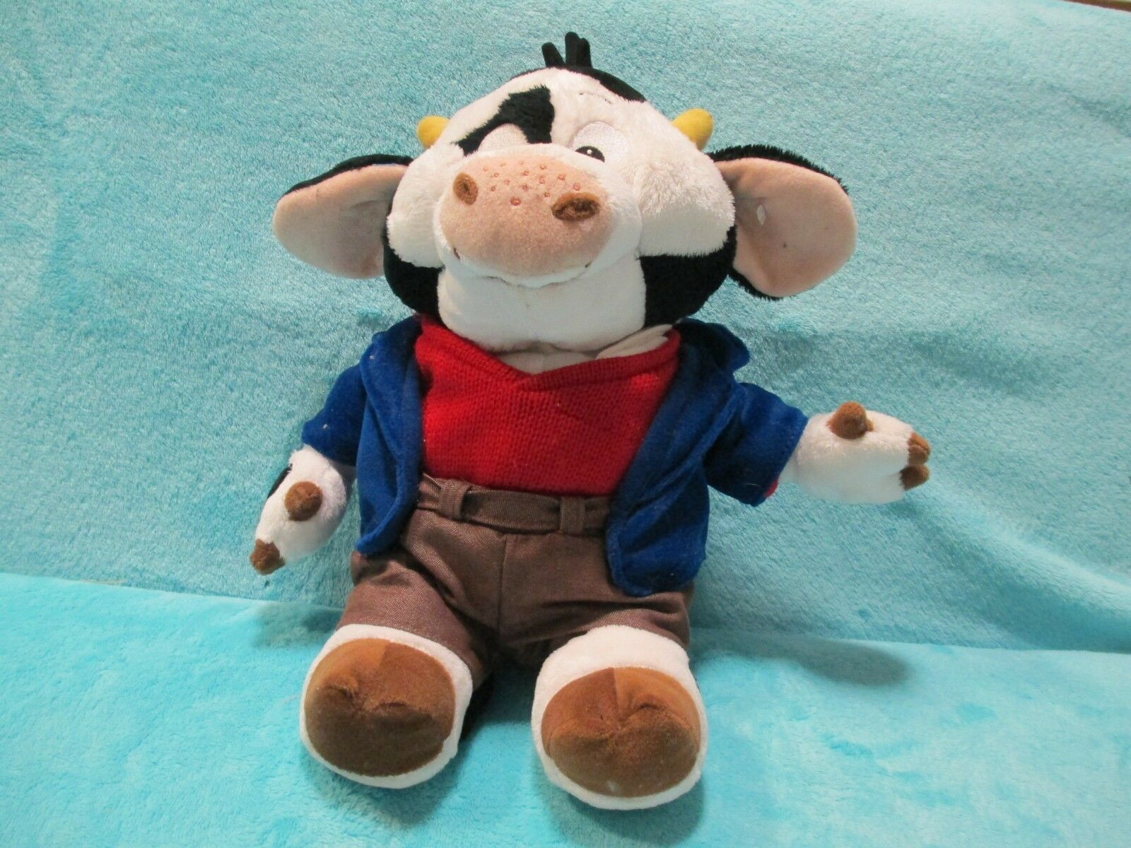 TALKING JAKERS The Adventures Of Piggley Winks - Ferny Tgold Soft Plush Toy 14
