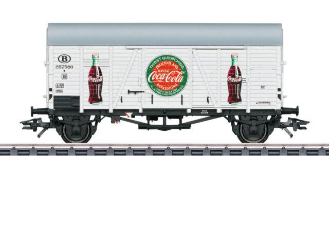 M/ärklin 48935 G10 Coca Cola DSB K/ühlwagen Spur H0