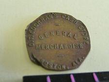 RARE R-10--5 CENT --D. T. COCHRAN'S CASH STORE BOSTON,ALA.