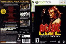 Microsoft Xbox 360 AC/DC Live: Rock Band Track Pack Video Game Download Code