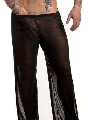 see-thru Mens N2N Sheer Pants E5
