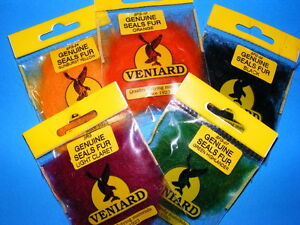 Veniard-Genuine-Seals-Fur-Dubbing-Seehund-Dubbing