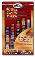 Testors Pint Size Projects Paint Set , New, Free Shipping on sale