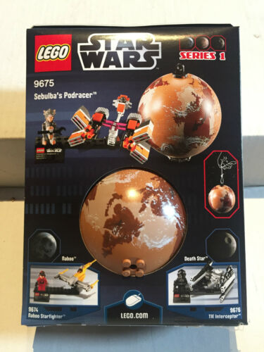 LEGO STAR WARS 9675 NUOVISSIMO,PERFECT!!!