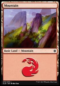 Foil-MONTAGNA-MOUNTAIN-Magic-XLN-Foil