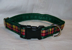 Buchanan tartan dog collar or lead - <span itemprop='availableAtOrFrom'>FRASERBURGH, Aberdeenshire, United Kingdom</span> - If you are unhappy with your item, it must be returned to me within 7 days of receiving it and in an unused condition unless it is faulty Most purchases from business s - <span itemprop='availableAtOrFrom'>FRASERBURGH, Aberdeenshire, United Kingdom</span>