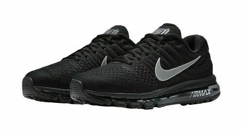 Nike Air Max 2017 Black Sneakers for Men for Sale | Shop ...