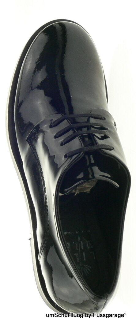 LILIMILL Schuhe VERNICE 6093 6093 6093 schwarz Echtleder Schuhe Damen Lack Halbschuhe NEU   a93b11