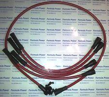 RENAULT 5, GT, 1.4. Turbo Formula Power 10mm RACE PERFORMANCE Plug lead sets..