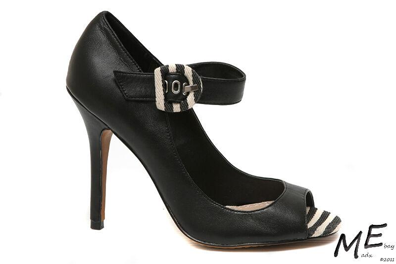 Nouvelle Charles By Charles David Tundra pompe femmes Sandales Sz 9 (fabricants Standard prix de détail  130) noir