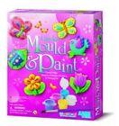 4M Mould & Paint Kits - Garden