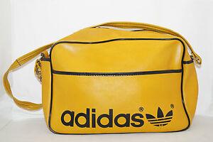 7080 Años Deportivo True Imitación Adidas Vintage Cuero 4031 Bolso OiPulXTwkZ