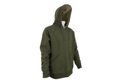 Trakker Lanyard Hoody Green Lanyard drawstring Fishing Hoodie NEW *SALE*