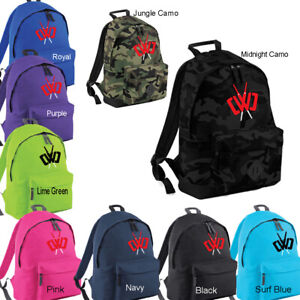 Unspeakable Backpack Rucksack School GYM PE College Kids Boys Girls Bag Youtube