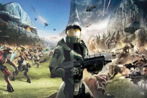 Xbox One games Assassins Creed UNITY Halo MASTERCHIEF