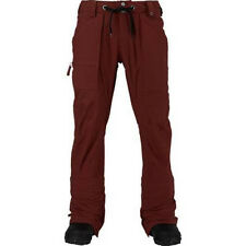 Burton Men Southside Snowboard Slim Pants (M) Tawny