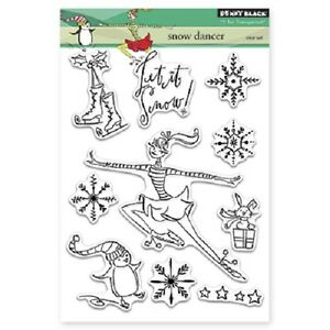 Penny Black Decorative Rubber Stamps How-Do-You-Do