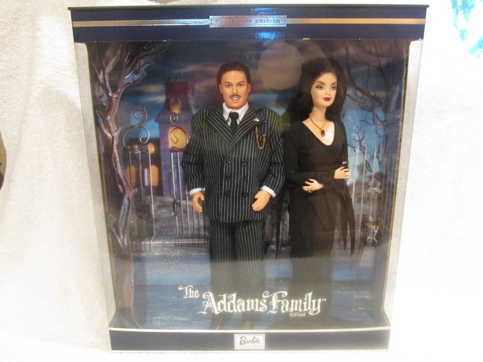 Adams Adams Adams Familia Muñeca Barbie Set 2000  precios mas baratos