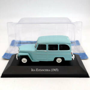 Ixo-Altaya-1-43-IKA-Estanciera-1965-DIECAST-models-Collection-Miniature-Car