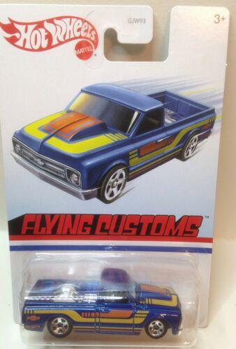 Hot Wheels Flying Customs VW Nova Chevy C10 Torino Datsun Bluebird Dodge Zamac