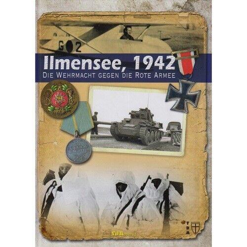 1 von 1 - Ilmensee 1942 - Wehrmacht gegen die Rote Armee Ostfront Skijäger Blaue Division