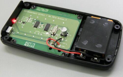 rega Strobe Kit checks 33//45//78 RPM speed-accuracy AUTHORIZED-DEALER