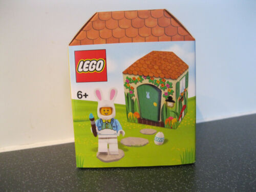 Lego Easter Bunny Suit Minifigure Set Brand New
