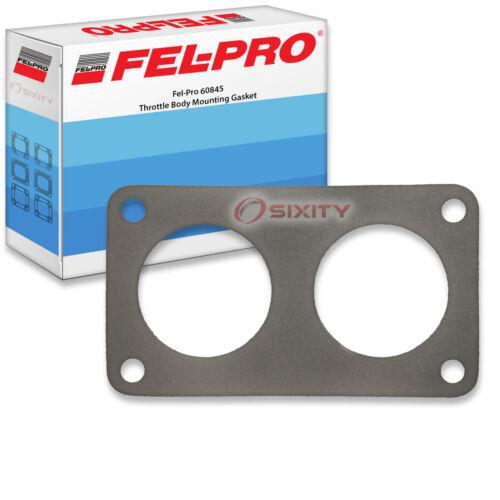 Fuel Injection co Fel-Pro 60845 Throttle Body Mounting Gasket FelPro 60845