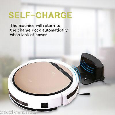 ILIFE V5S Smart Robot Aspirapolvere automatico LAVAPAVIMENTI VACUUM CLEANER IT