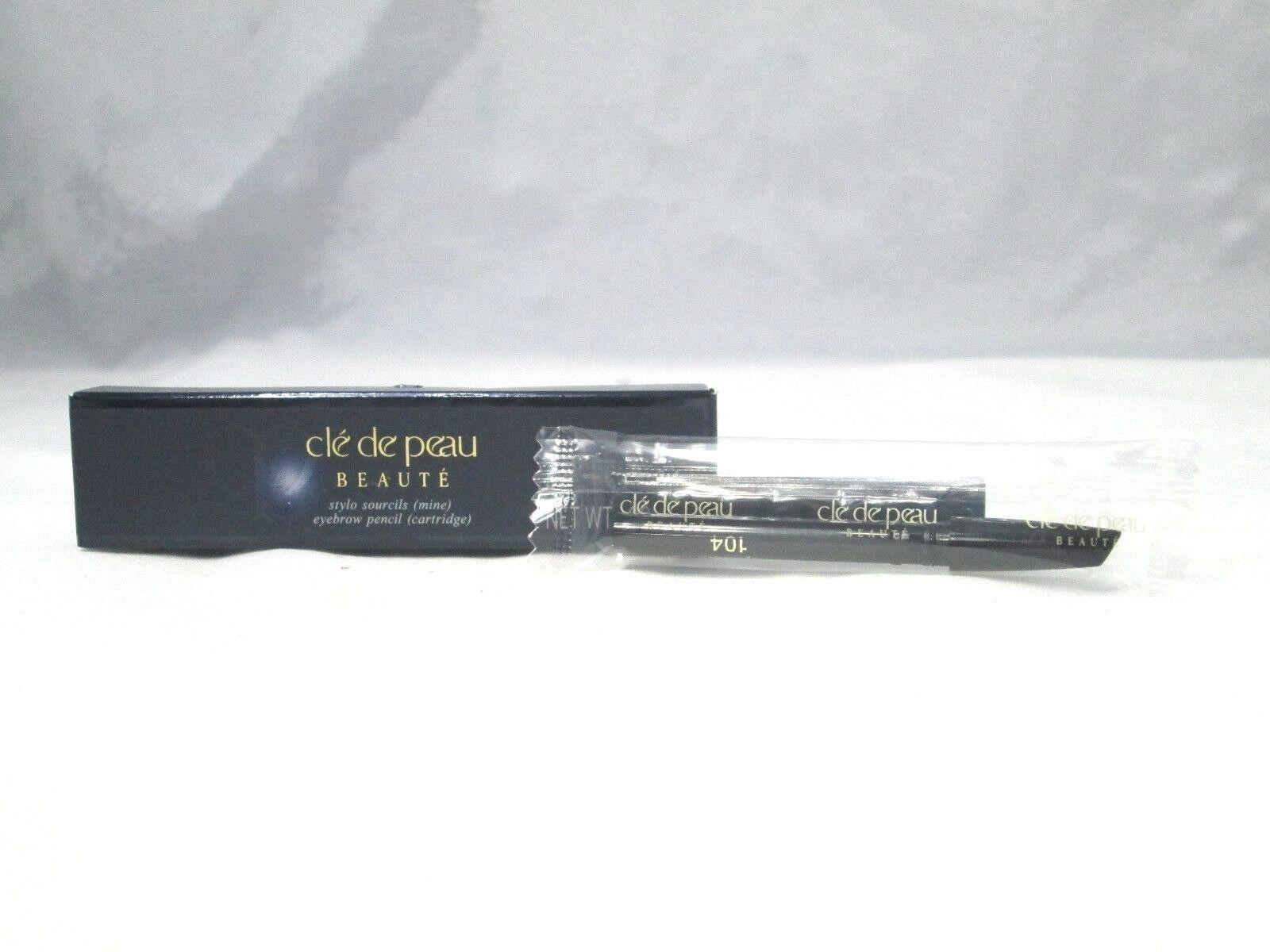 Cle De Peau Beaute Eyebrow Pencil 104 003 Oz Ebay
