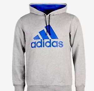 Nuevo adidas unisex Sport Essentials Logo Hoodie Fleece pullover