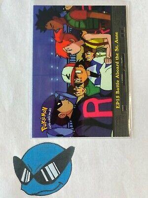 Team Rocket Cassidy Topp Tv Animation Series 2 PACK FRESH !! Pokemon TCG