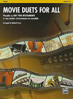 Movie Duets for All: Violin, Level 1-4 by Alfred Publishing Co., Inc. (Paperback / softback, 2010)