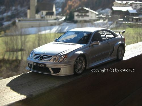 MERCEDES BENZ CLK DTM AMG Coupe 1 18 Kyosho