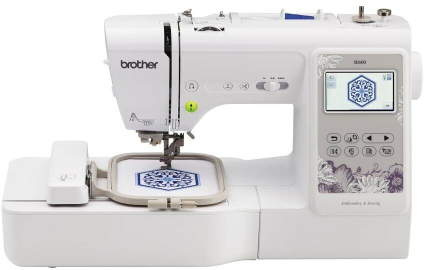 Brother SE4000 Combination Computerized Sewing And 400x400 Embroidery Interesting Brother Xl2600i Sewing Machine Australia