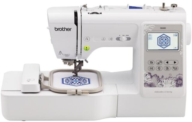 Brother SE4000 Combination Computerized Sewing And 400x400 Embroidery New Brother Xl2600i Sewing Machine Australia