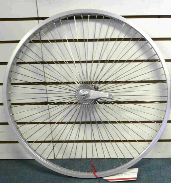 "Micargi Slugo Fat beach Cruiser 26/"" x 4.0 Front /& Rear Coaster Brake Wheel Red"