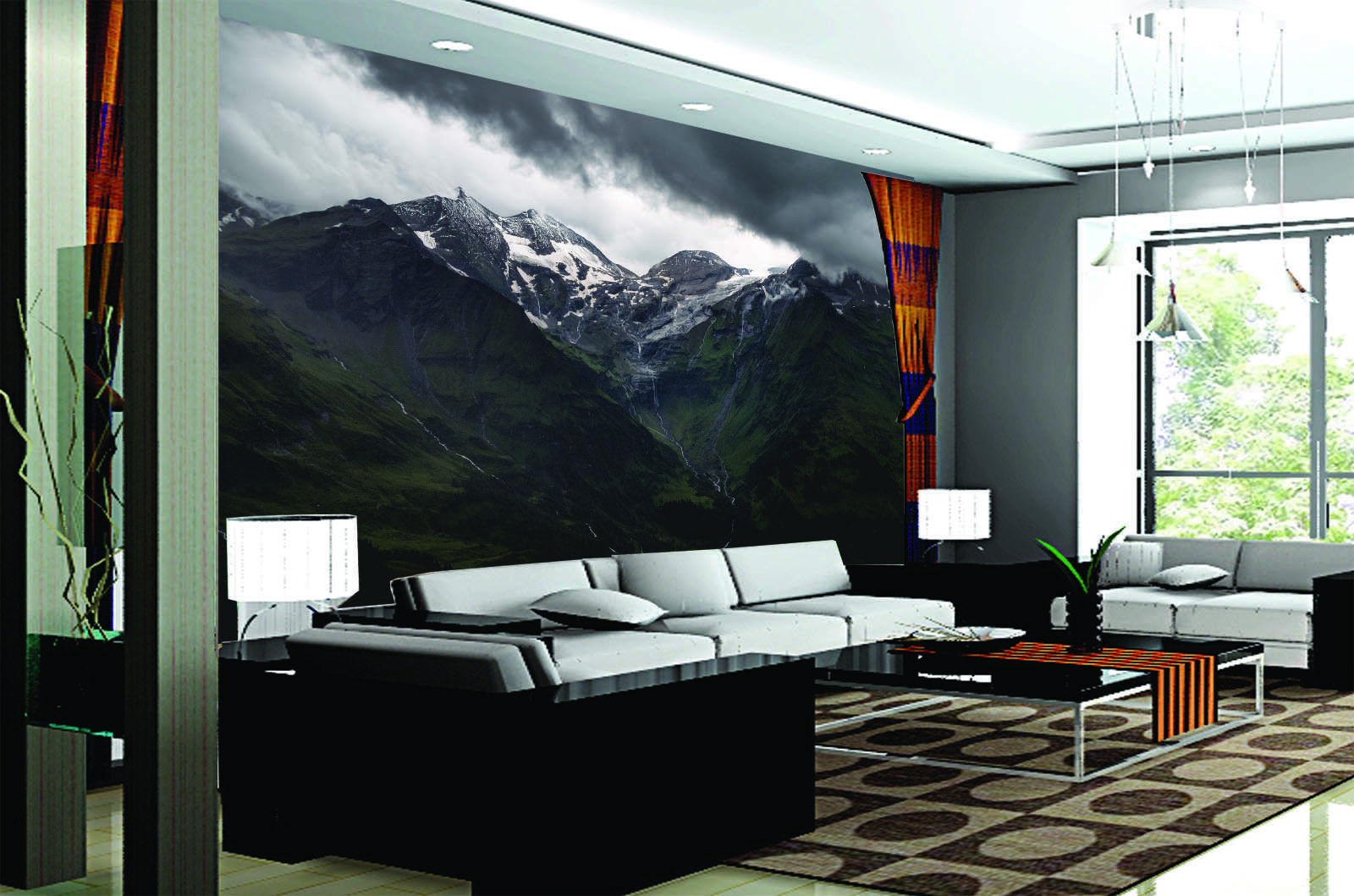 3D Majestic Scenery 75 Wall Paper Murals Wall Print Wall Wallpaper Mural AU Kyra