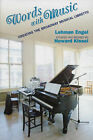 Words with Music: Creating the Broadway Musical Libretto by Lehman Engel (Paperback, 2004)