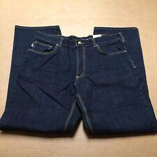 NWT Carhartt Relaxed Fit Straight Leg Jeans Jean Denim Blue B460 LVB B460LVB Men