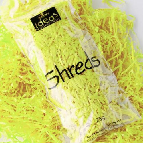 HAMPER SHREDS TISSUE PAPER ACID FREE IN VARIOUS COLOURS